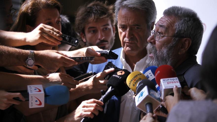 """Méndez cree que llamar a los parados a limpiar zonas incendiadas es """"disimular"""" los recortes en esta materia"""