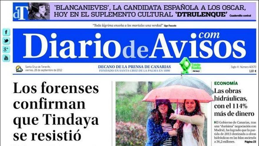 De las portadas del día (29/09/2012) #3