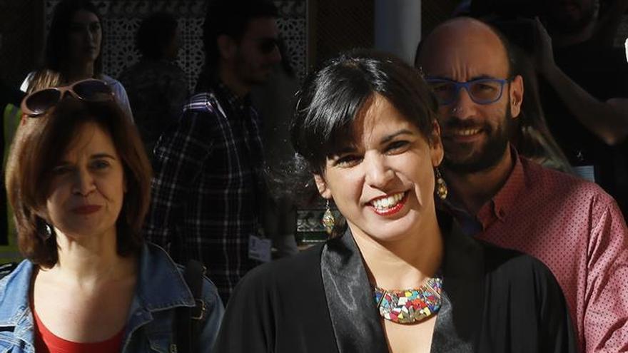 Rodríguez (Podemos): Seguiremos defendiendo un referéndum pactado en Cataluña