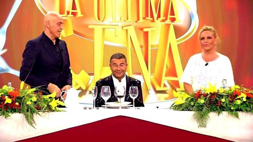 Kiko Matamoros y Lydia Lozano fueron los chefs de la primera entrega