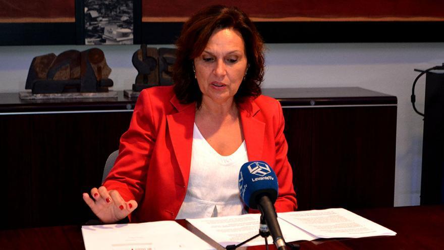 La alcaldesa de Quart de Poblet y diputada autonómica, Carmen Martínez