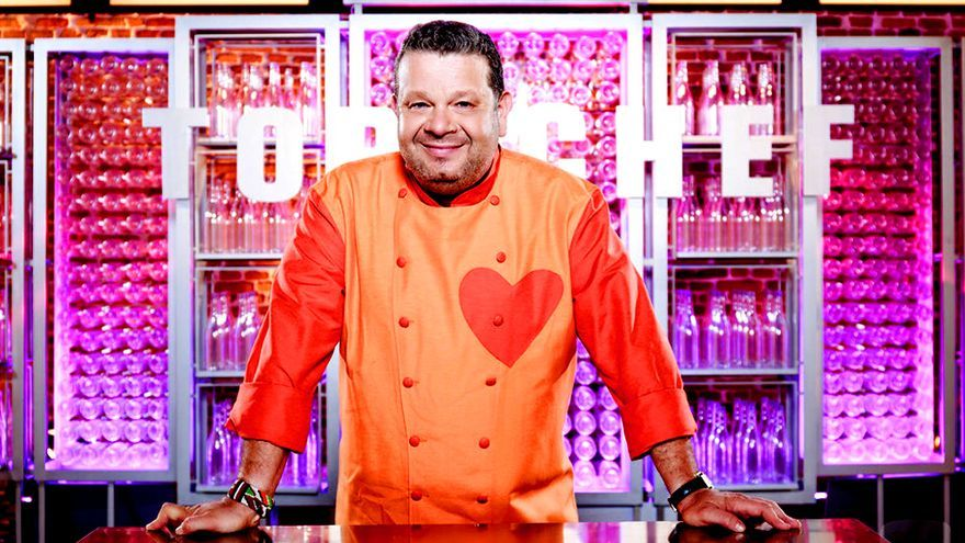 Alberto Chicote conduce 'Top Chef', el talent culinario de Antena 3