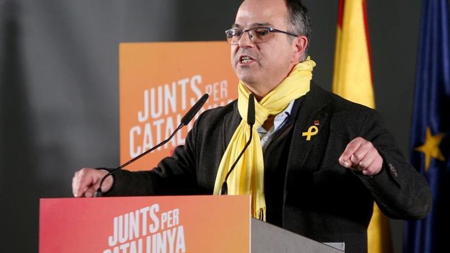 """Turull recalca que si entran nuevos consellers al Govern habrá """"ganado"""" Rajoy"""