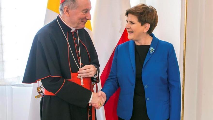 """El Vaticano elogia a sus fuerzas de seguridad en tiempos de """"máxima vigilancia"""""""