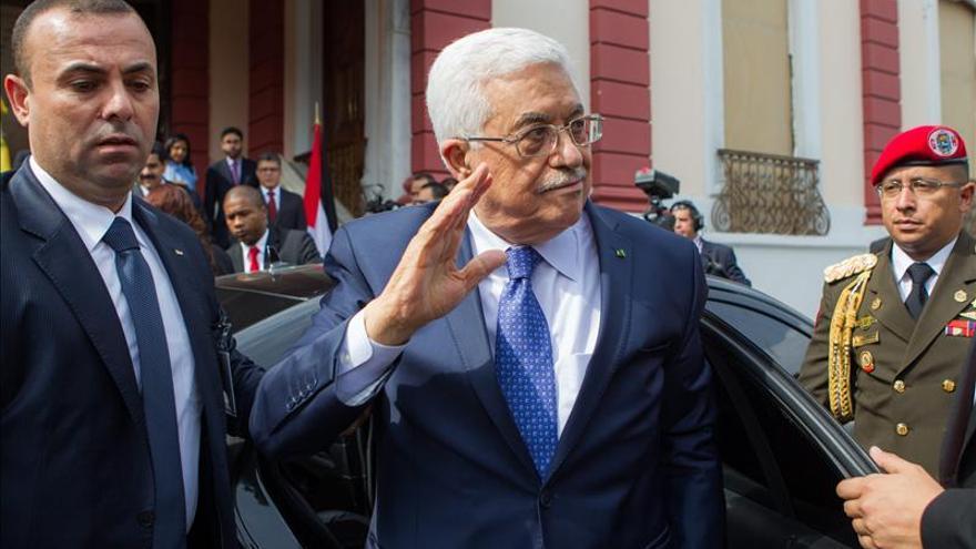Mahmud Abás descarta de momento intentar adherirse a más organizaciones de la ONU