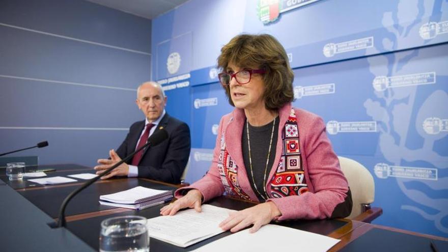 Un centenar de sanitarios aislados en Euskadi por coronavirus y 13 positivos