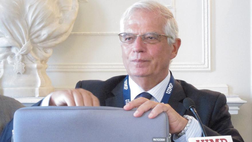 """Borrell cree a España le financian """"un poco más que a Cataluña"""" pero """"no mucho más"""""""