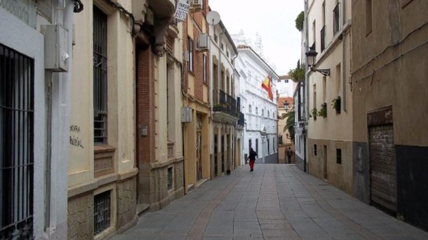 Calle Pizarro de Cáceres / http://www.ayto-caceres.es