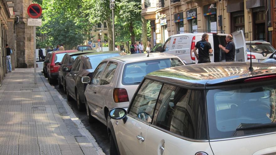 Policía Municipal de Bilbao vigilará el uso del cinturón de seguridad y los dispositivos de retención infantil