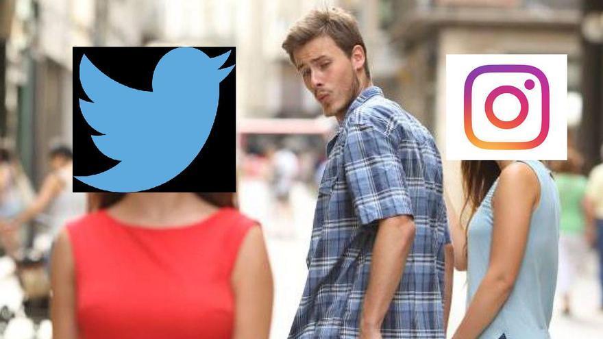 Facebook e Instagram sufren caídas en todo el mundo y Twitter (como siempre) se parte
