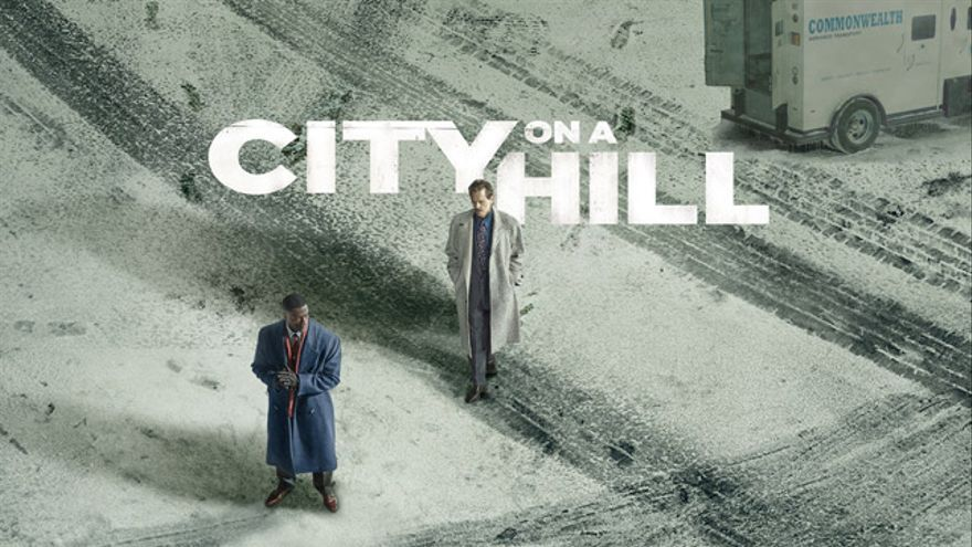 Cartel promocional de 'City on a Hill'.