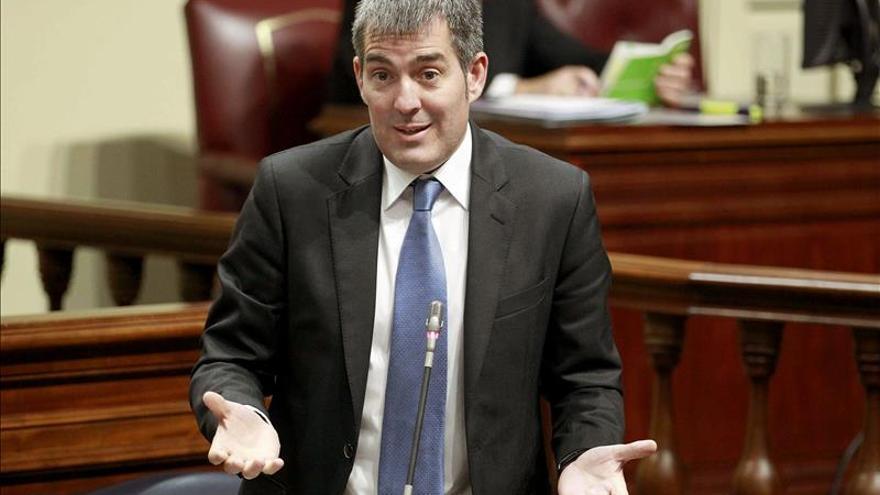 El presidente canario encantado de acoger empresas que quieran dejar Cataluña