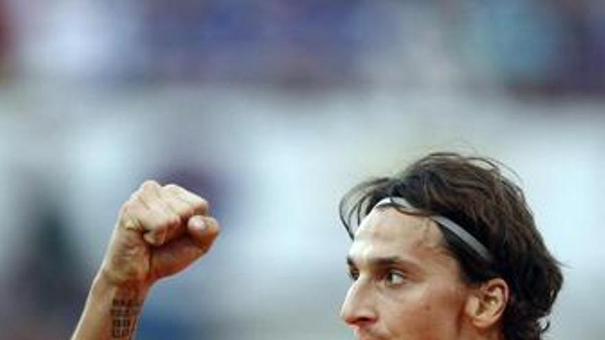 """Ibrahimovic: """"Con estos jugadores que juegan a un fútbol espectáculo, es muy fácil entenderse"""""""