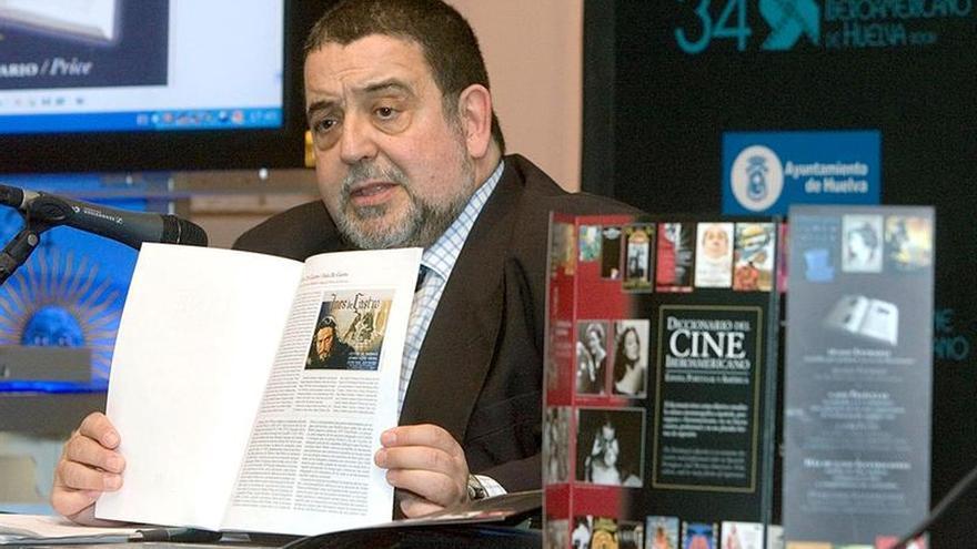 Muere el historiador de cine Eduardo Rodríguez Merchán