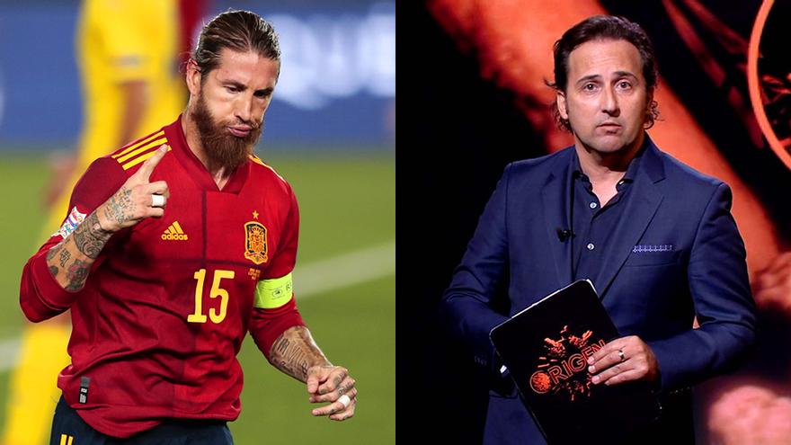 La selección española e Iker Jiménez, triunfadores del domingo en audiencias