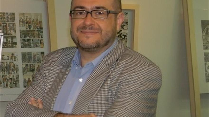 El director del Museu Valencià de la Il.lustració i la Modernitat (MuVIM), Rafael Company