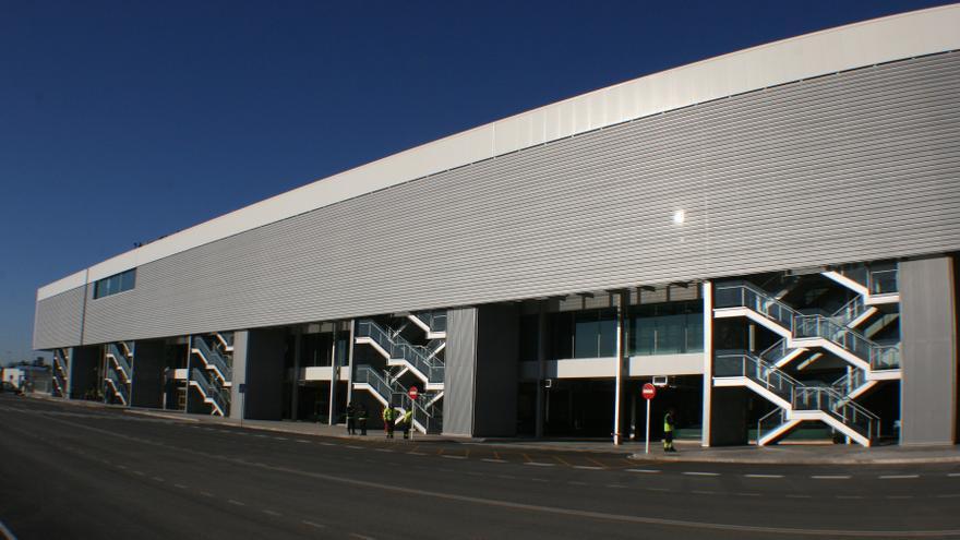 Terminal del aeropuerto de Ciudad Real / Foto: Javier Ortega Figueiral