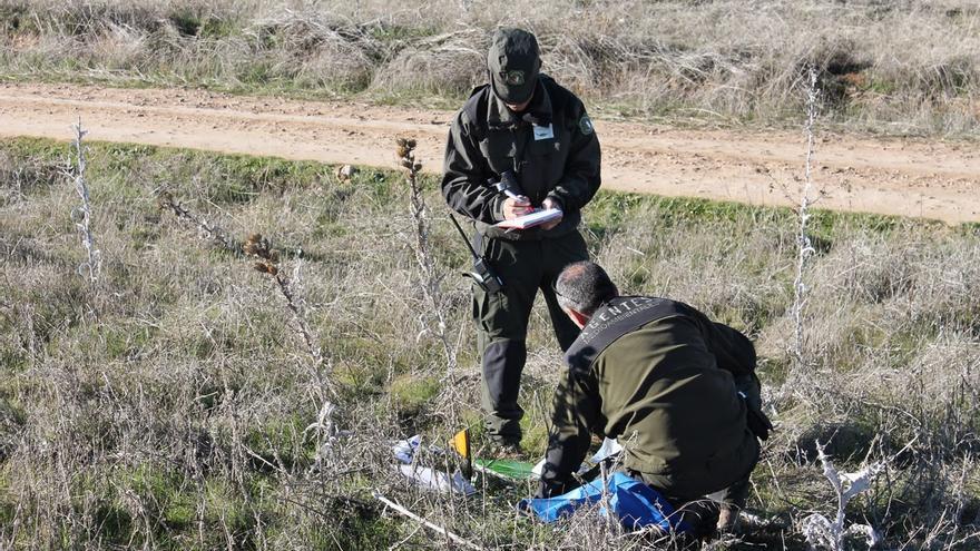Agentes Medioambientales de Castilla-La Mancha. Foto: castillalamancha.es