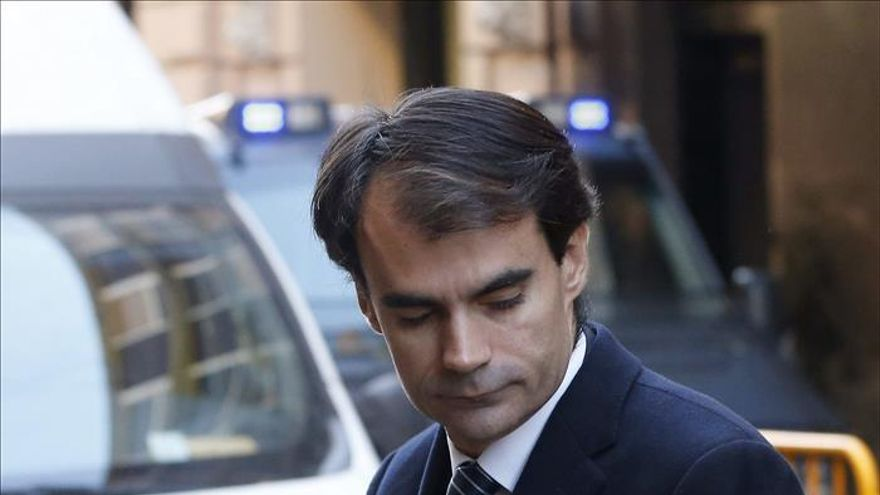 El juez Pablo Ruz. / Efe