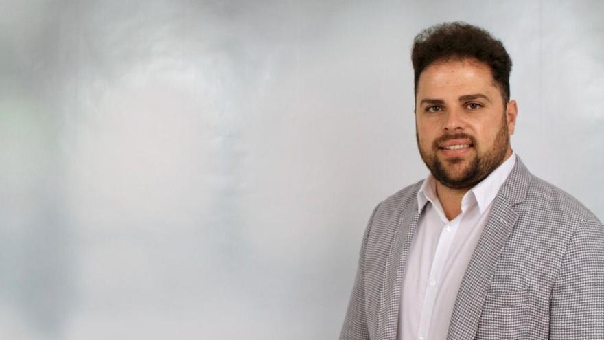 Daniel Morales, alcalde de Valverde y candidato de la AHI al Senado