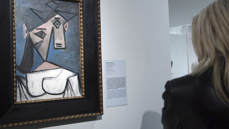 Encuentran en Atenas un cuadro de Picasso robado hace 9 años