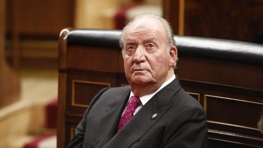 """Elkarrekin Podemos propone una condena del Ayuntamiento de Vitoria a la """"huida"""" de Juan Carlos I"""