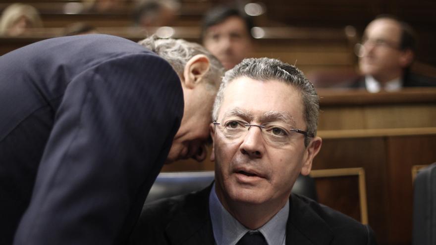 """Gallardón pregunta al PSOE si quiere para UE """"el paro, el fracaso escolar y los ERE falsos que caracterizan a Andalucía"""""""