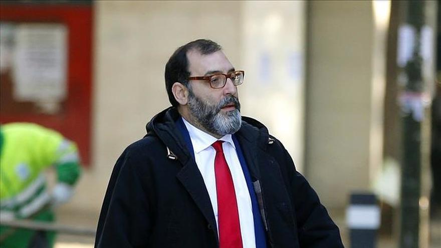 El juez pone 100.000 euros de fianza al socio de Granados para salir de prisión
