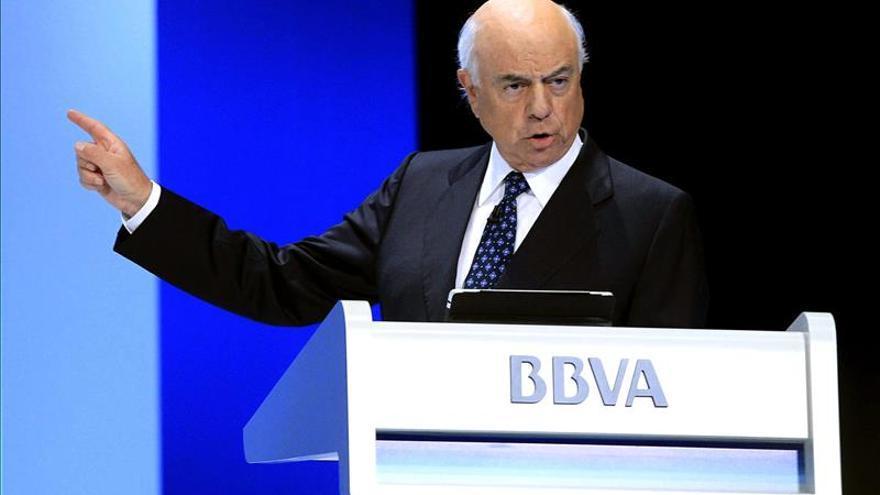El BBVA ganó el 64 por ciento menos hasta marzo por la ausencia de extraordinarios