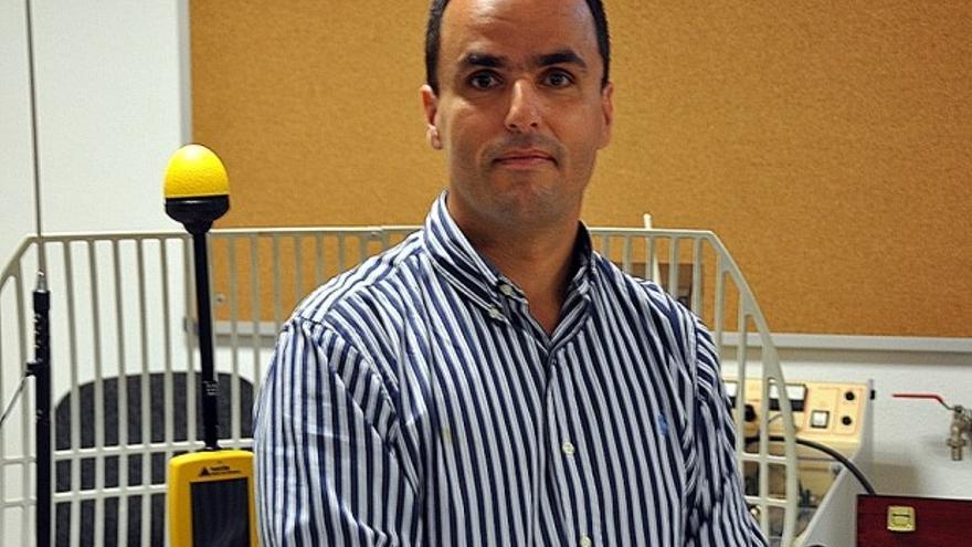 El profesor Javier Ramos / URJC