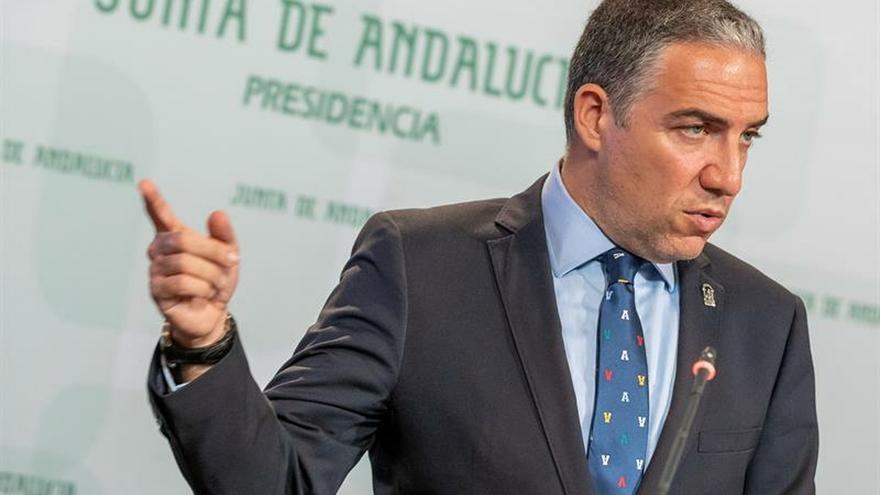 La Junta de Andalucía abre con Vox los contactos para negociar presupuestos