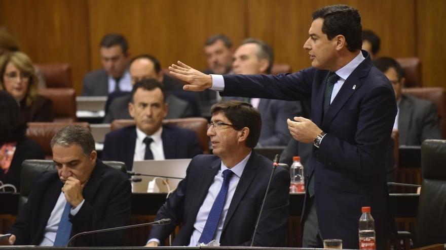 """Moreno acusa a Adelante de """"utilizar"""" a las víctimas de violencia machista y pide unidad para luchar contra esta lacra"""