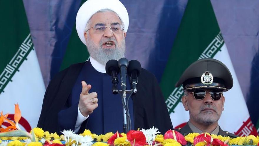 """Rohaní denuncia que sanciones de EEUU son una forma de """"terrorismo económico"""""""