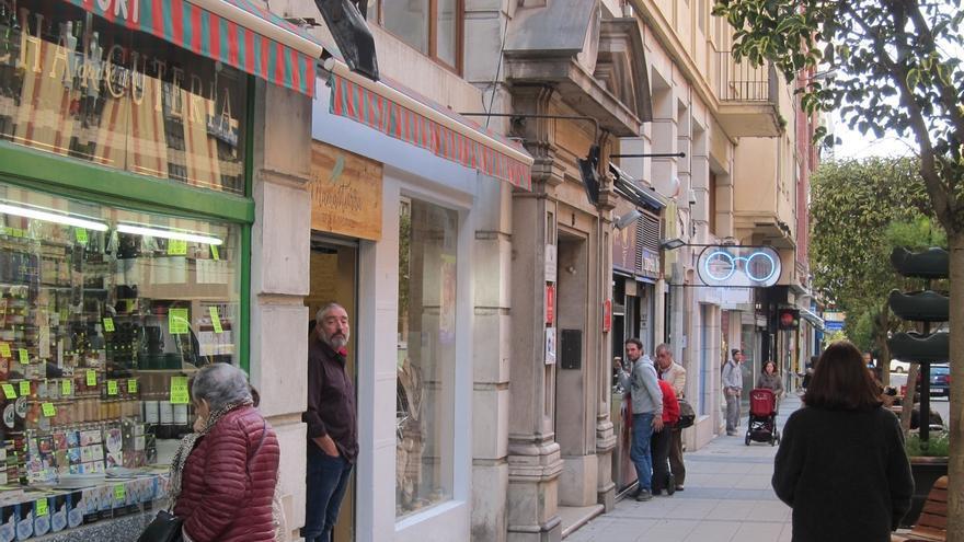 Cantabria, única comunidad donde caen las ventas del comercio minorista en marzo