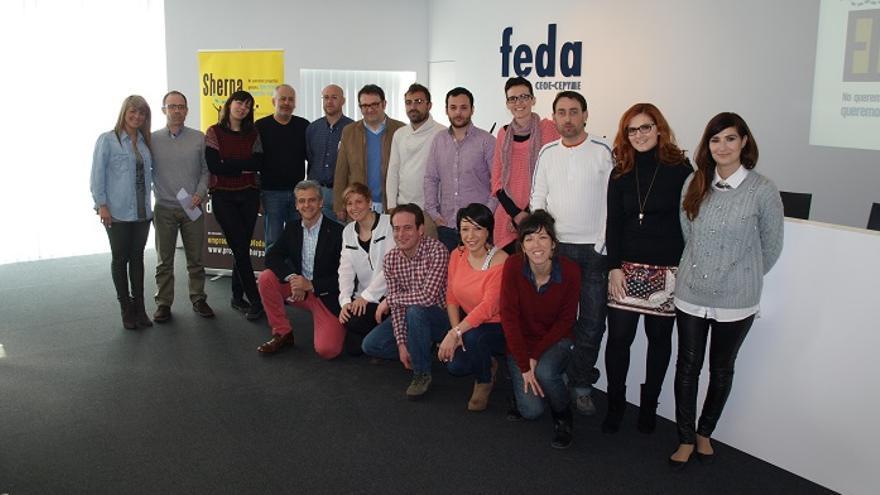 Grupo de formación Sherpa en Albacete