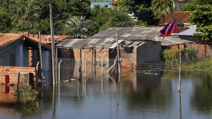 Taiwán dona 300 toneladas de arroz a Paraguay para los afectados por las inundaciones