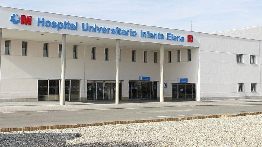 Hospital Infanta Elena de Valdemoro.