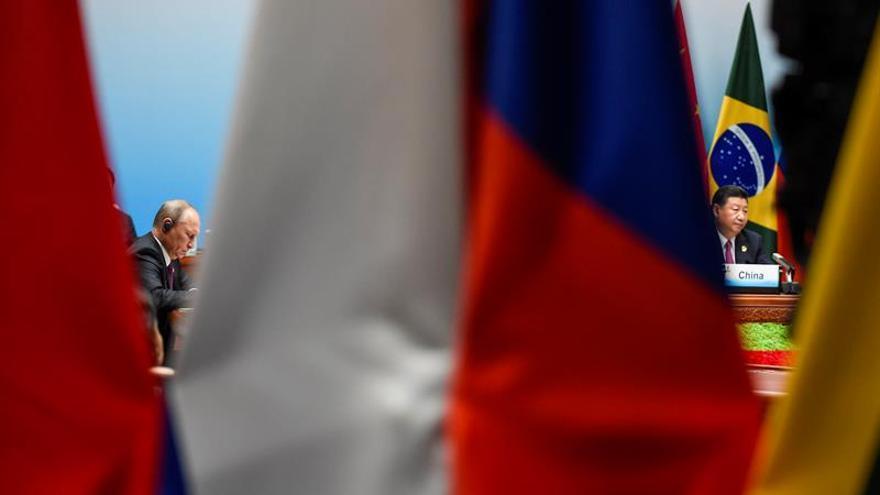 China y Rusia ayudarán al resto de países BRICS a tener más peso en la ONU