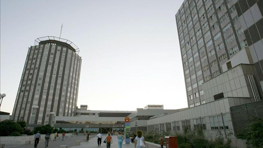 Un ecuatoriano herido muy grave tras ser alcanzado por un rayo en Madrid