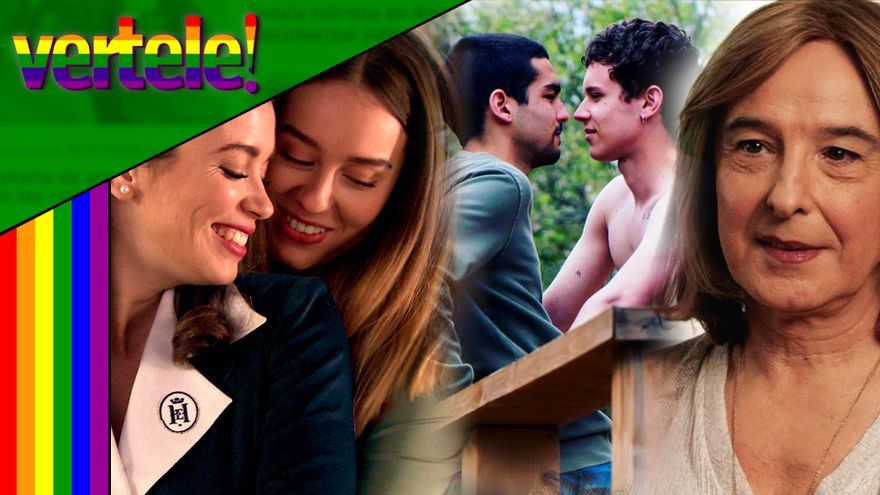 Momentos LGTBI en series españolas