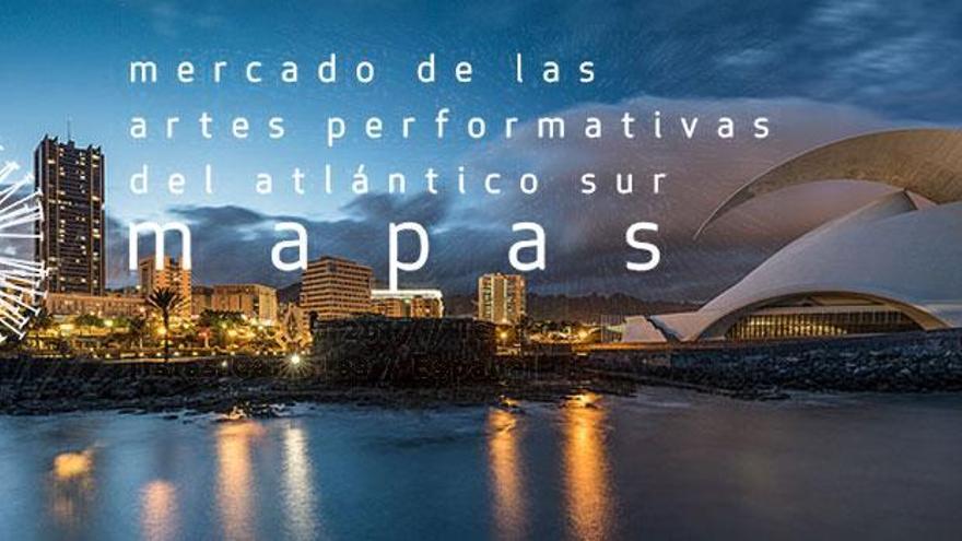 Cartel promocional de MAPAS