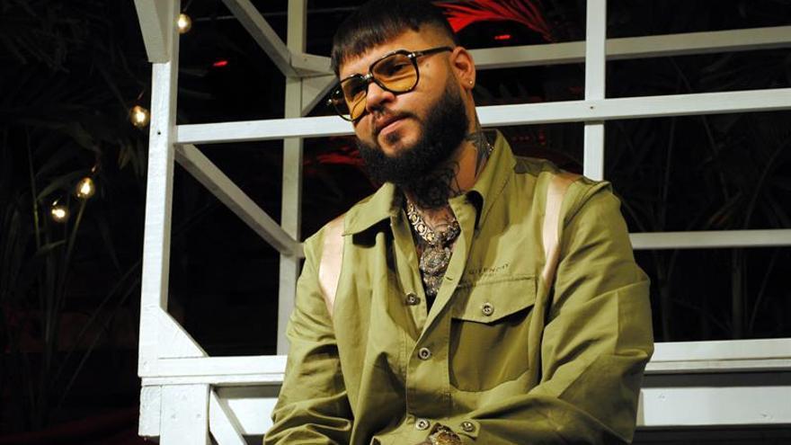 El reguetonero puertorriqueño Farruko estrena documental y nuevo disco