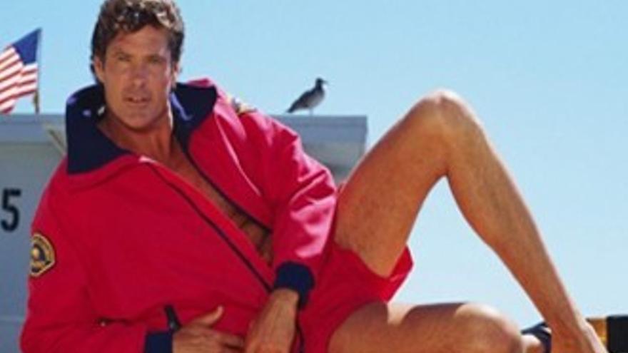 David Hasselhoff volverá a ser un 'vigilante de la playa'
