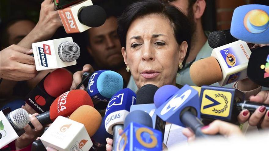 La madre de Leopoldo López dice que el juicio contra su hijo se desmorona
