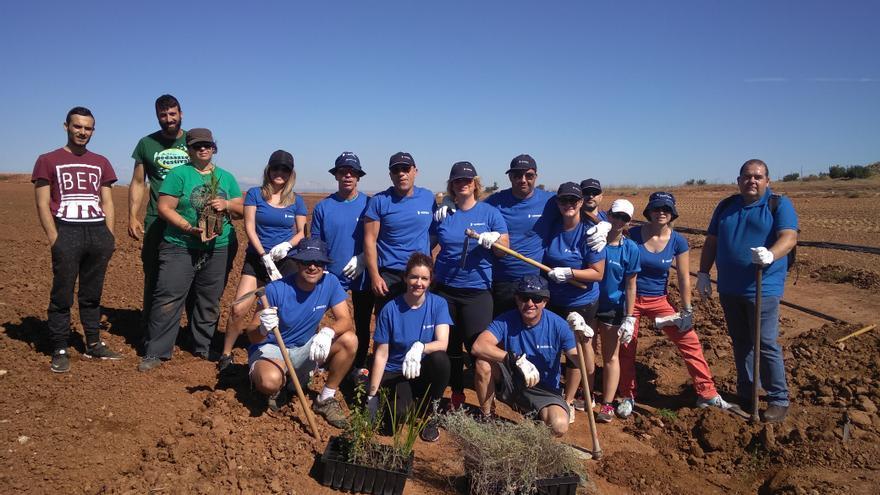 Hidrogea y ANSE participan en la conservación del Mar Menor