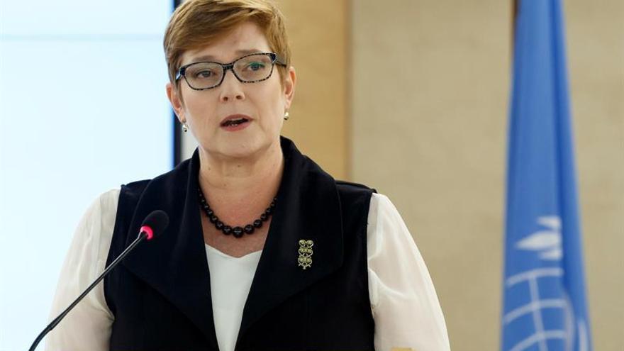 Australia condena la violencia y pide una transición democrática en Venezuela