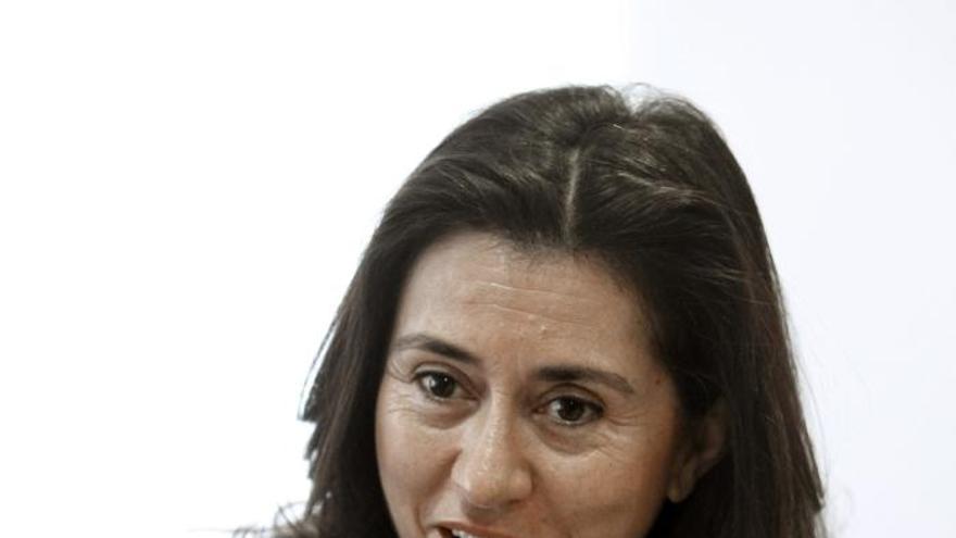 Ángeles Alarcó, presidenta de Paradores