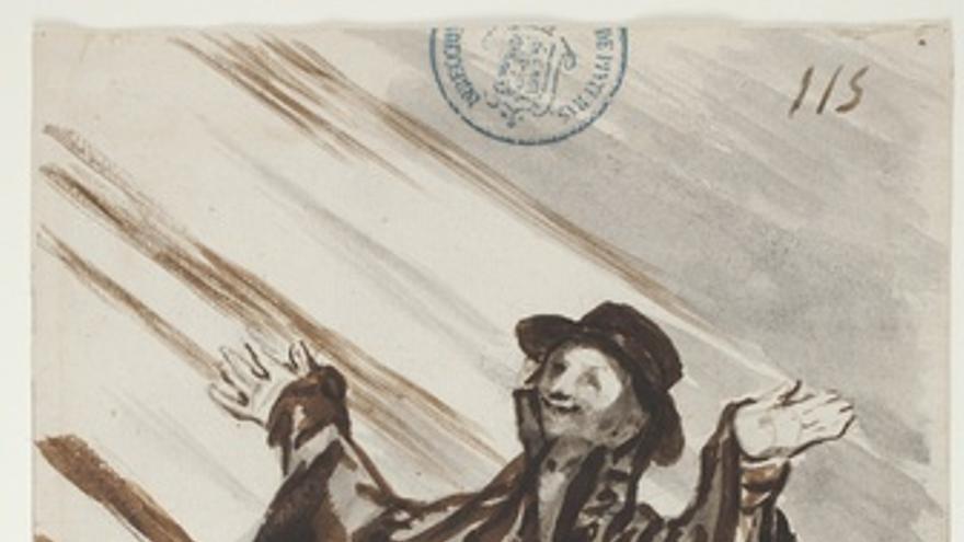 Divina Libertad De Goya