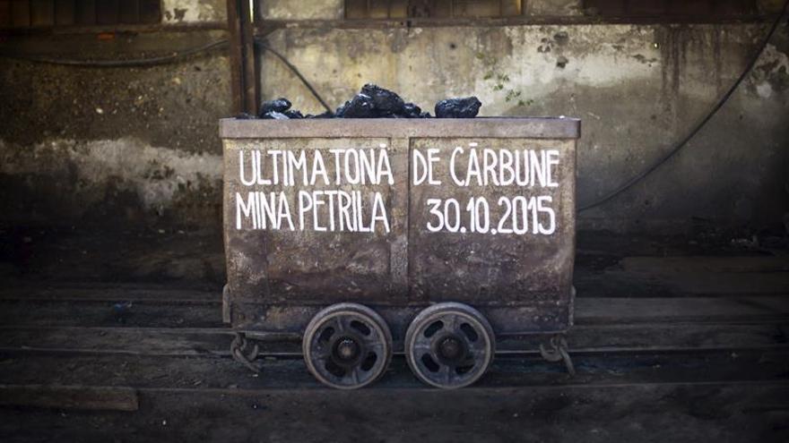 La CE apoya la ayuda de 99 millones al cierre de dos minas de carbón en Rumanía