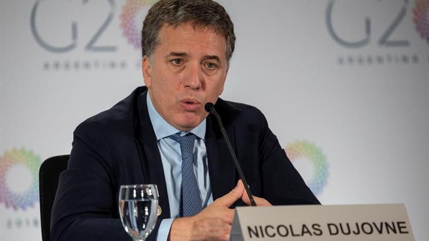 """El G20 reconoce que las """"persistentes"""" tensiones comerciales elevan la volatilidad"""